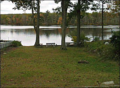 facilities at lake williams